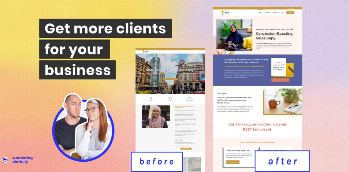 Watch Us Help A Business Owner Get More Clients (In-Depth Case Study)