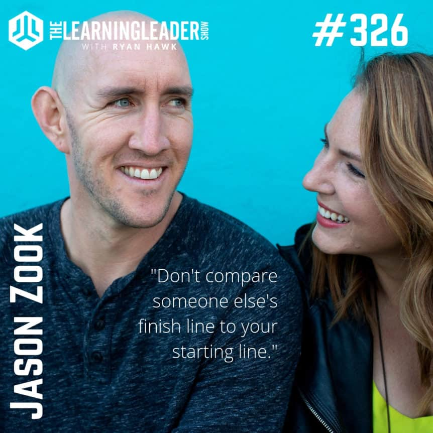 The Learning Leader Show Jason Zook
