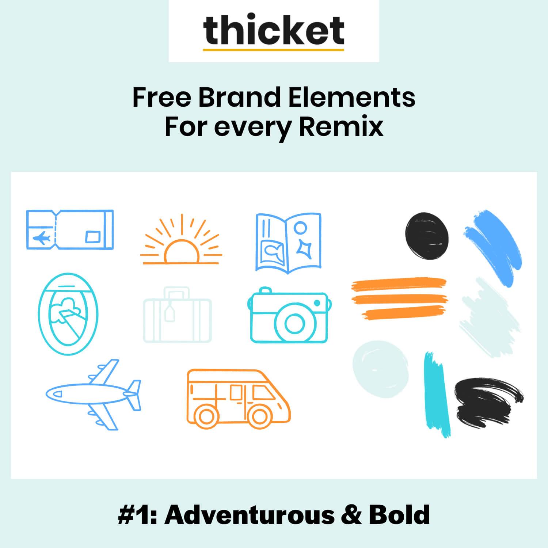 Thicket Elements Adventurous