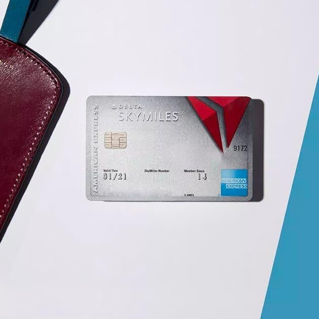 AMEX Platinum Delta SkyMiles