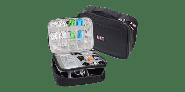 Electronics Organizer Cube